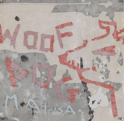 Eugene Brodsky, 'Woof', 2018