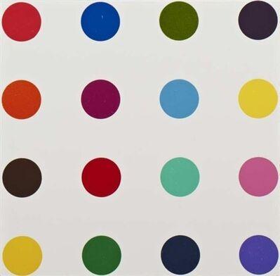 Damien Hirst, 'Benzyl Viologen', 2012