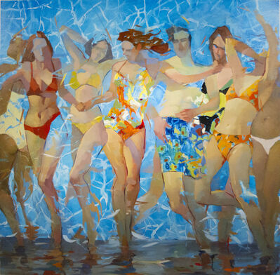 Michael Steirnagle, 'Pool Party', 2019