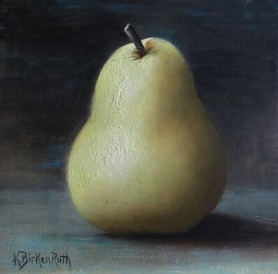 Kelly Birkenruth, 'Simple Pear', 2020