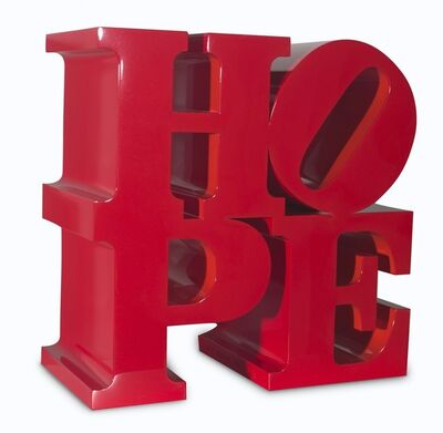 Robert Indiana, 'Hope ', 2009