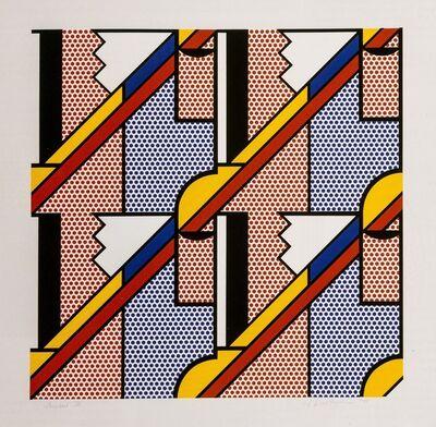 Roy Lichtenstein, 'Modern Print (Corlett 103)', 1971