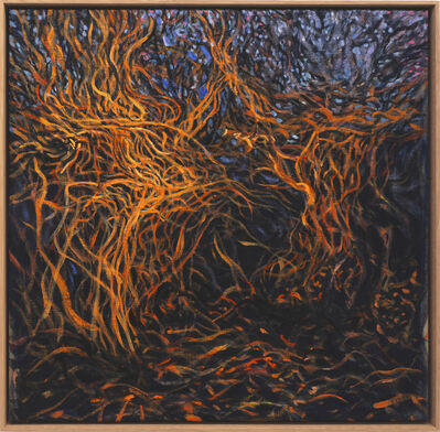 Eemil Karila, 'Burning Bushes', 2021