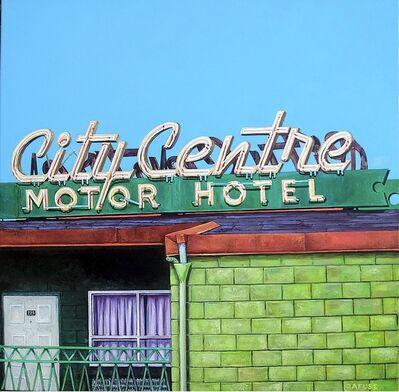 Will Rafuse, 'City Centre Motor Hotel', 2016