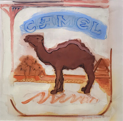 Larry Rivers, 'Brushed Camel', 1978-1990