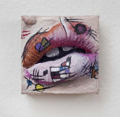Gina Beavers, 'Kandinsky Lip', 2019