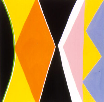 Kim MacConnel, 'Untitled Canvas #1 ', 2004