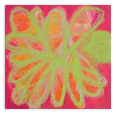 Brenda Zappitell, 'Power Flower', 2017
