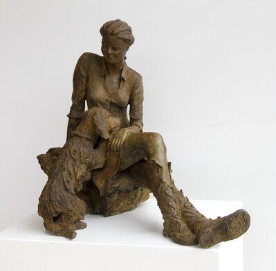 Eléonore de Moffarts, 'Huntress', 2018