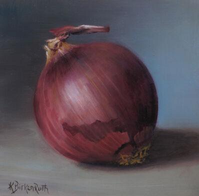 Kelly Birkenruth, 'Red Onion', 2019