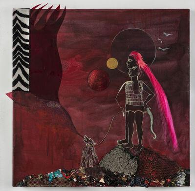 Chitra Ganesh, 'Toxic Land', 2015