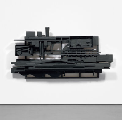 Louise Nevelson, 'Mirror-Shadow I', 1985