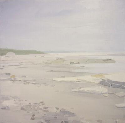 Sara MacCulloch, 'Beach, Fog', 2016