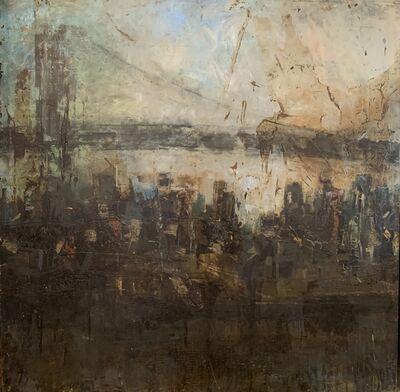 Cynthia Packard, 'East River', 2017