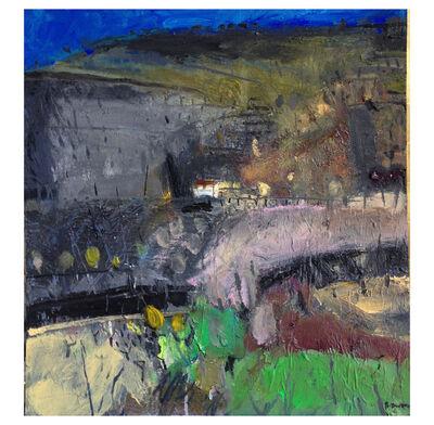 John Brown, 'Burnt Hillside, Cilento ', 2018