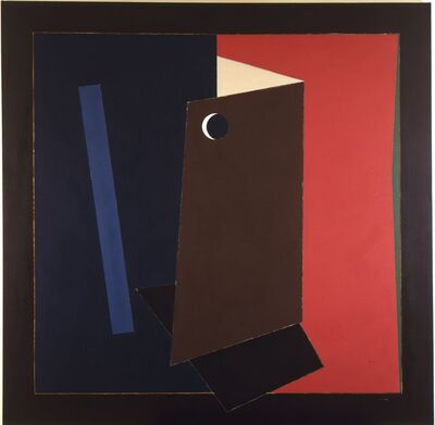 Eduard Steinberg, 'Composition', 1993