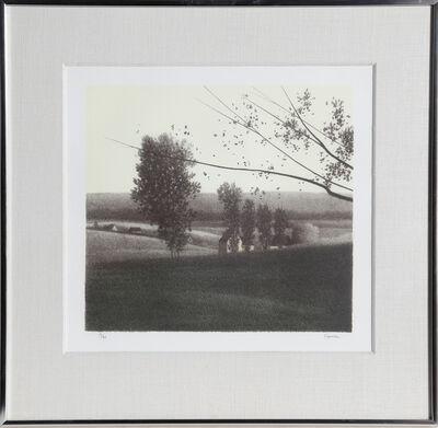 Robert Kipniss, 'Descending Trees', ca. 1980