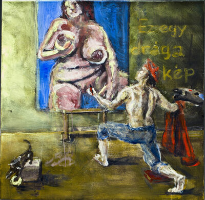 Marton Szabo, 'This is a Valuable Painting', 2012