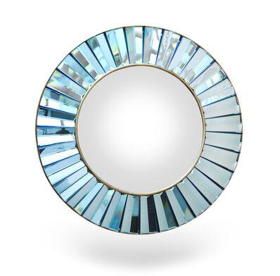 Ghiro Studio, 'Studio-Built Circular Mirror', 2015