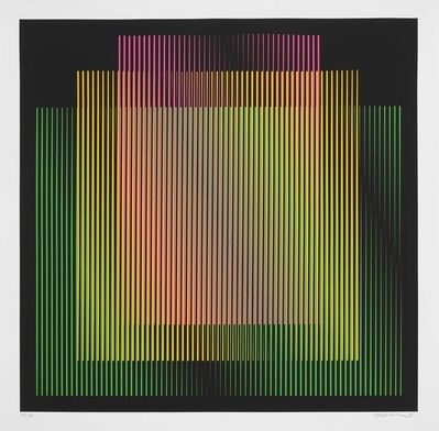 Carlos Cruz-Diez, 'Germania 2', 2018