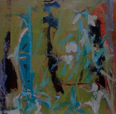 Harold Town, 'Dancing Bush', 1957 -1958
