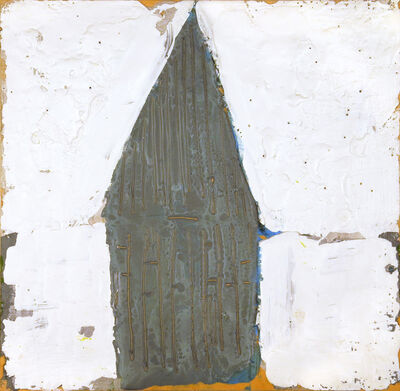 William Christenberry, 'Untitled (memory form)', 1999