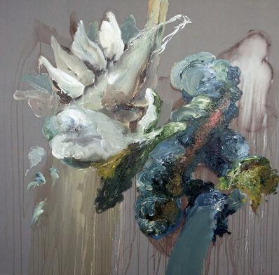 Angel Ricardo Ricardo Ríos, 'Notas en el almuerzo con Frans Hals I', 2019