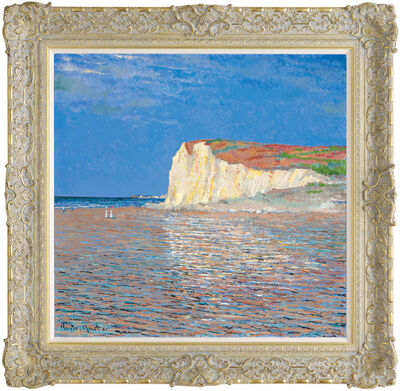 John Myatt, 'Low Tide At Pourville - In The Style Of Claude Monet', 2015