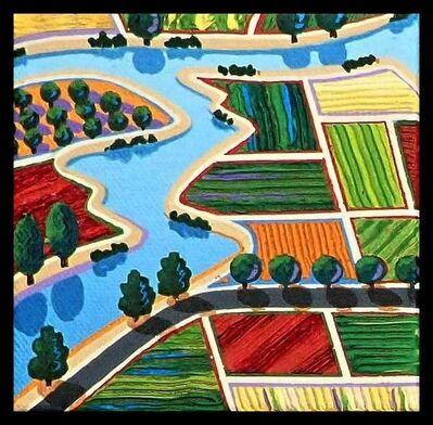 Richard Stein, 'Summer (Farms)', 2019
