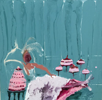 Genieve Figgis, 'Marie with her cakes', 2016