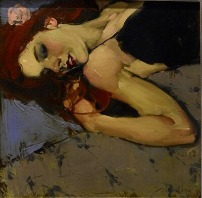 Malcolm T. Liepke, 'The Blue Pillow ', 2010