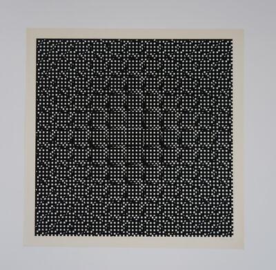 Hartmut Böhm, 'ohne titel', 1966