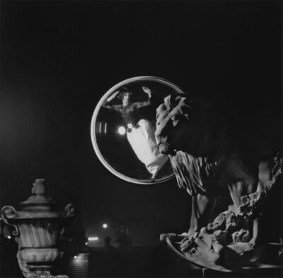 Melvin Sokolsky, 'Pont Alexandre III at Night, Paris', 1963