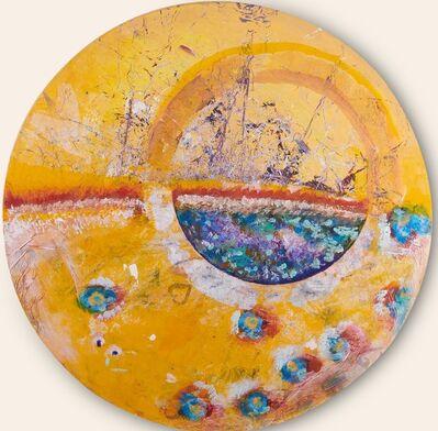 Jennifer Blalack, 'Porthole Rainbow', 2014