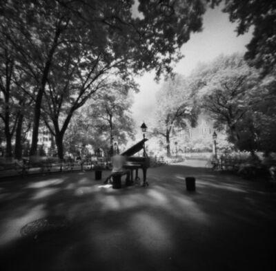 Cody S. Brothers, 'Photography; 'Washington Sq Park - NYC Pinhole Series'', 2015