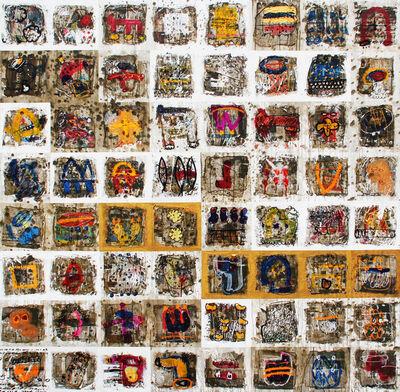 Dedy Sufriadi, 'Burning series - Eat, Pray, and Art #3.b', 2015