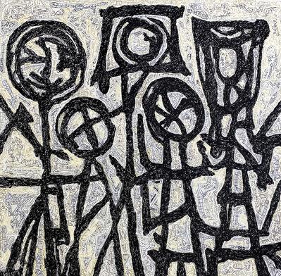 Rodney E. Denne (RED), 'Limerence', 2020