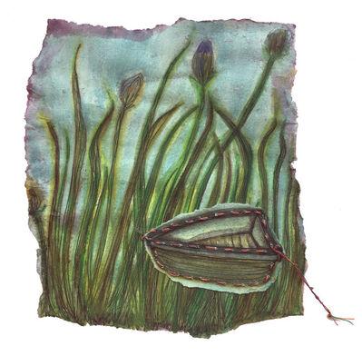 Daria Sandburg, 'Heavy Bloom (boat)', 2018