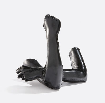 Sarah Lucas, 'Get Hold of This (Black)', 1994