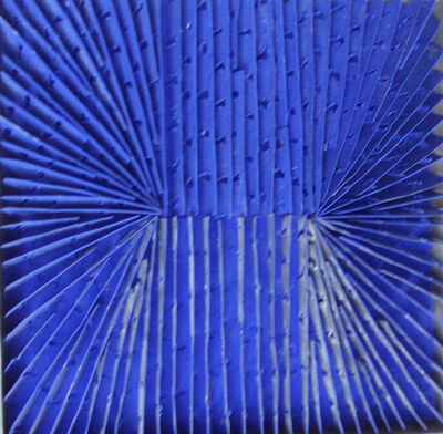 Marcos Coelho Benjamim, 'Quadrado Azul', 1995
