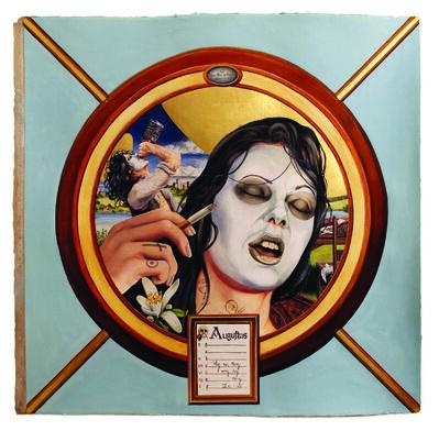 Russell Nachman, 'Acedia: Dead Danes (August)', 2014