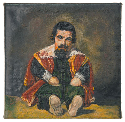 Chambliss Giobbi, 'True King (after Velasquez)', 2020