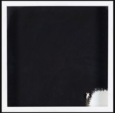 Francesco De Molfetta, 'Mettere nero su bianco', 2005