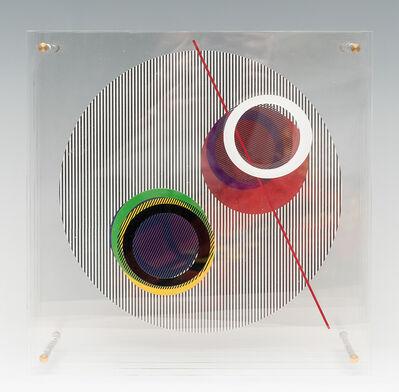 Pedro Sandoval, 'La Flotación del Círculo II', 2018