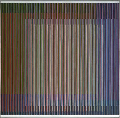 Carlos Cruz-Diez, 'Physichromie Nr. 277', 1966
