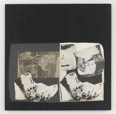 Rudolf Baranik, 'Elegy Negative', 1972