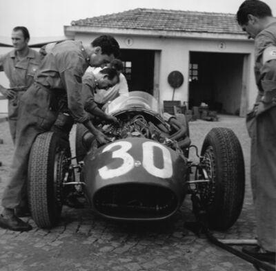 Jesse Alexander, 'Maserati Mechanics Monza', 1956