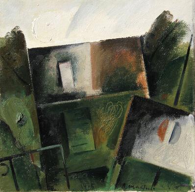 ALBERTO MANFREDI, 'Senza titolo', 1975