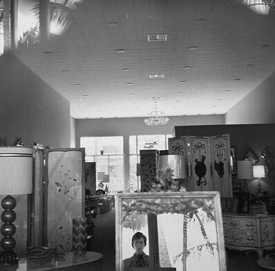 Vivian Maier, 'Self-portrait, Chicago area', 1960