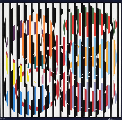 Yaacov Agam, 'Composition'